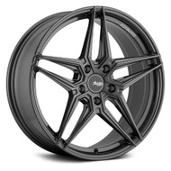 Advanti Racing® Decado 107A Wheels Rims 19x8.5 5x108 Anthracite 43 | 107A-DA89508436