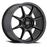 Konig® Lockout 102B Wheels Rims 18x8.5 5x108 Gloss Black 43 | 102B-LK88508435