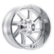 Luxxx HD Off-Road® LUX HD 14 Wheels Rims 20x10 8x170 Polished -18  | LHD1420108170HP