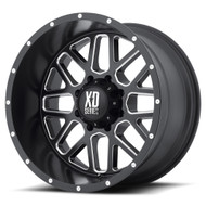 XD Series Grenade 17x9 6x5.5 Black -12mm | XD82079068912N