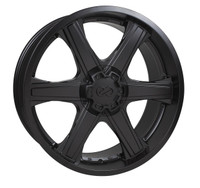 Enkei® Blackhawk Wheels Rims 22x9.5 5x150 Matte Black 30 | 503-2295-5830BK