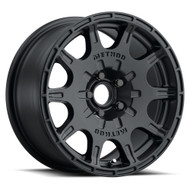 Method Race Wheels® 502 Rally Wheels Rims 16x7 5x108 Matte Black 30 | MR50267049530