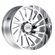 Tuff® T2A Right Wheels Rims 26x14 5x127 (5x5) Chrome -72  | 2614T2A-25127C71R