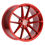 Victor Zuffen Wheel 21x10.5 5x130 Candy Red 56MM