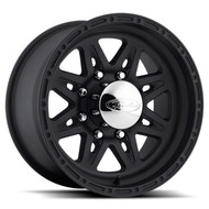 Raceline ® Renegade 8 Wheel Black 16X10 8X170 -25mm | 892-60081