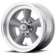 American Racing TT O Wheels 17x8 5x5.5 Gun Metal 0mm | VN3097876
