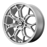 Motegi Racing MR120 Techno Mesh S Wheels 19x10 5x4.75 Silver 79mm | MR12091034479