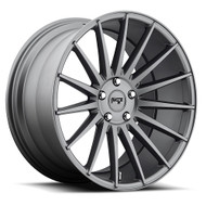 Niche Form M157 Wheels 19x9.5 5x112 Gun Metal 48mm | M157199543+48