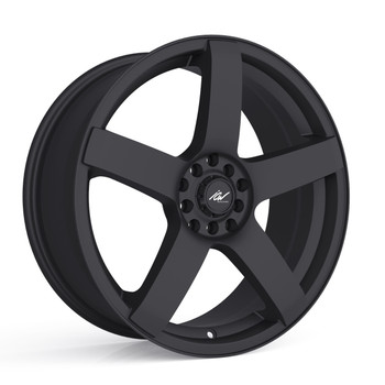 ICW Racing 216B Mach 5 Wheels 17x7.5 5x100 & 5x4.5 Black 42mm | 216B-7751842