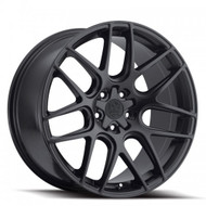 Motiv Magellan 409B Wheels 20x10 5x115 & 5x120 Black 25mm | 409B-2105525