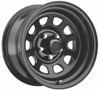 Pro Comp Steel Wheelss Series 51 Wheels 16x8 5x127 Black -6mm | 51-6873