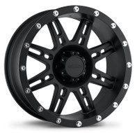 Pro Comp Series 31 Wheels 16x8 5x127 Black 0mm | 7031-6873