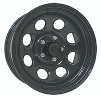 Pro Comp Steel Wheelss Series 97 Wheels 17x9 5x127 Black -19mm | 97-7973