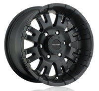 Pro Comp Series 01 Wheels 16x8 6x5.5 (6x139.7) Black 0mm | 5001-6883