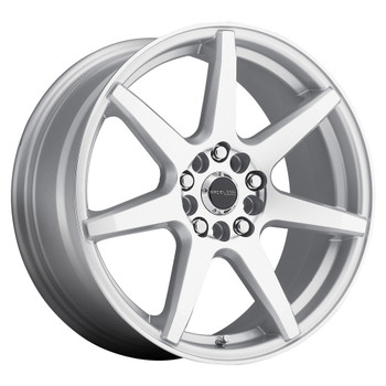 Raceline Evo Wheels Silver 16x7 5x108 5x4.5  20MM | 131S-67092+20