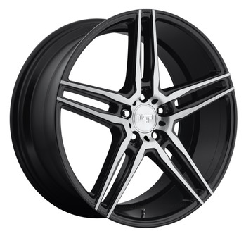 Niche Turin M169 Wheels 19x8.5 5x120 Black Machine 35mm | M169198521+35