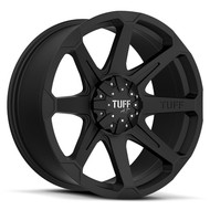 Tuff ® T05 22x10 Wheels Black 5x4.5 5x127 -20 | 2210T05-05D47M78
