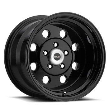 Vision Sport Lite 531 Black  Wheels Rims 15x8 4x108  27 | 531-5834B27