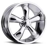 Vision Legend 5 142 Chrome Wheels Rims 18x8.5 5x115  20 | 142-8890C20