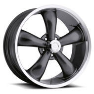 Vision Legend 5 142 Gun Metal Machined Wheels Rims 18x8.5 5x115  20 | 142-8890GM20