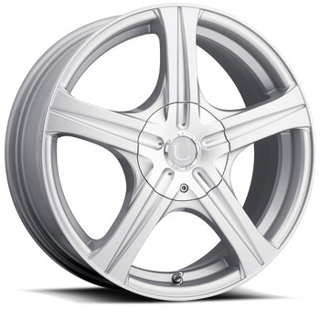 Ultra Winter Slalom 403S Silver Wheels Rims 18x7.5 5x108 5x4.5  45 | 403-8714+45S