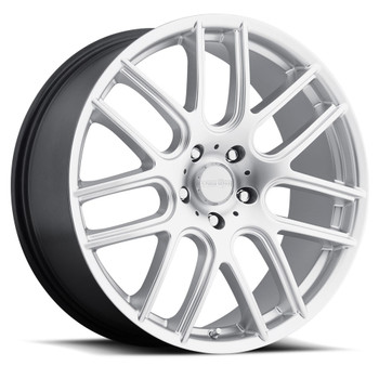 Vision Cross 426 Hyper Silver Wheels Rims 20x8.5 5x115  20 | 426H2890HS20
