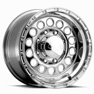 Raceline Rock Crusher Polished Wheels Rims 16x8 Blank -20 | 887-68000(6P)