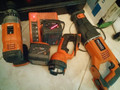 USED Ridgid 24 Volt Combo Set (USED)