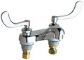 Chicago Faucets Lavatory Faucet 802-V317XKCP