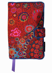 This subtle paisley design with brighten your day and add to your reading enjoyment.