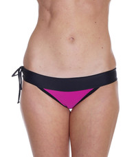 La Lancha Black/Magenta Bottom