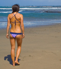 Reversible Brazil 1 Bikini Bottom