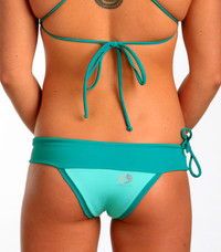 Rio Green Mint Bottom
