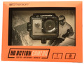 """Emerson Waterpoof HD  Action Camera """"Go Pro"""" Style"""
