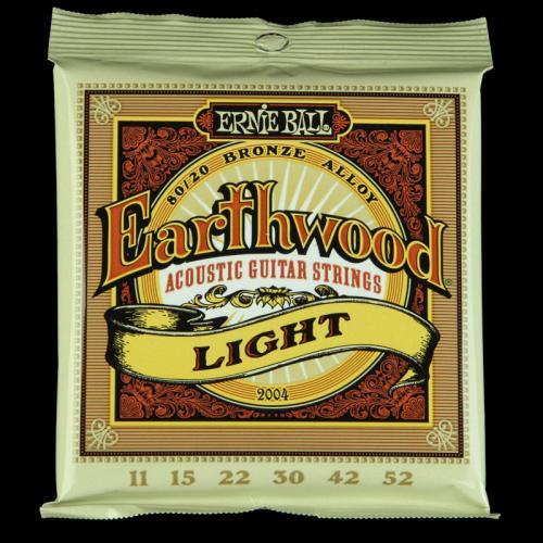 ernie ball earthwood acoustic strings blackrider vintage guitar. Black Bedroom Furniture Sets. Home Design Ideas