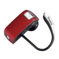 BlueAnt Z9i Bluetooth Headset Red
