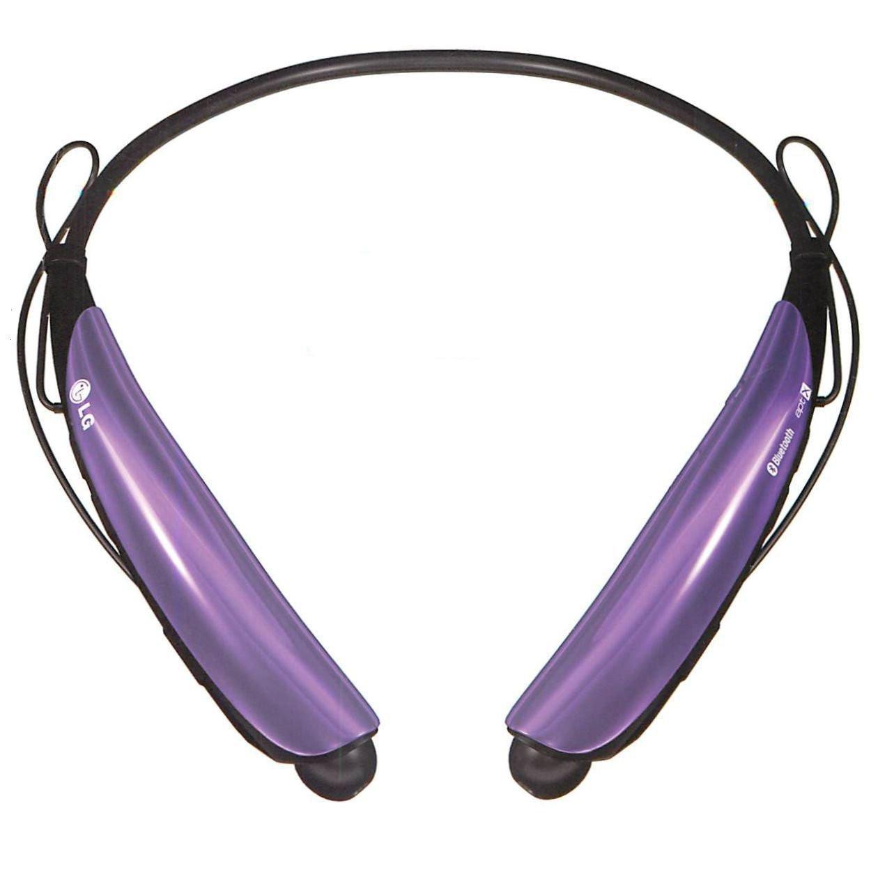 Lg bluetooth headphones purple - lg original bluetooth headphones