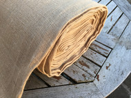 HESSIAN FABRIC 12oz  182CM BY THE METRE