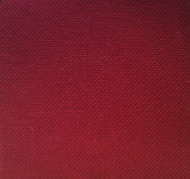WATERPROOF CANVAS FABRIC WINE  X 10 MTRS