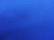 WATERPROOF CANVAS FABRIC ROYAL BLUE   X 10 MTRS