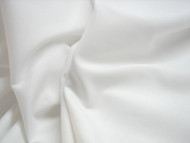 150CM EGYPTIAN COTTON BRIGHT WHITE LAWN FABRIC P/MTR (MINIMUM 3MTRS)