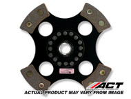ACT 4 Puck Solid Clutch Disc Mazda RX-8 2004-2011 / Mitsubishi Evolution 2003-2014