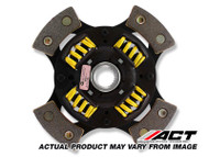 ACT 4 Puck Sprung Clutch Disc Mazda RX-8 2004-2011