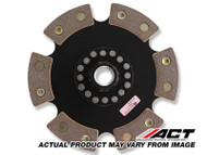 ACT 6 Puck Clutch Disc Solid Nissan 350Z 2007-2009/370Z 2010+/Infiniti G37 2008+