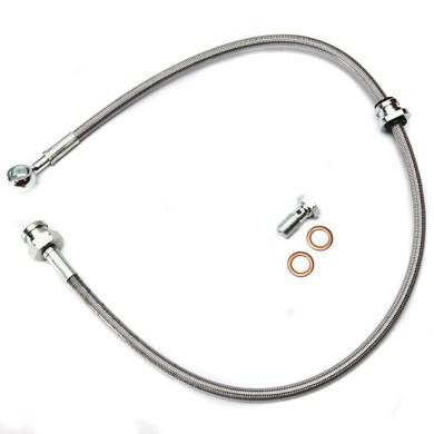 Techna Fit Stainless Steel Braided Clutch Line Mazdaspeed