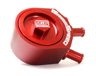GrimmSpeed Air Oil Separator RED Subaru WRX 2008-2014 | Legacy GT 2005-2011