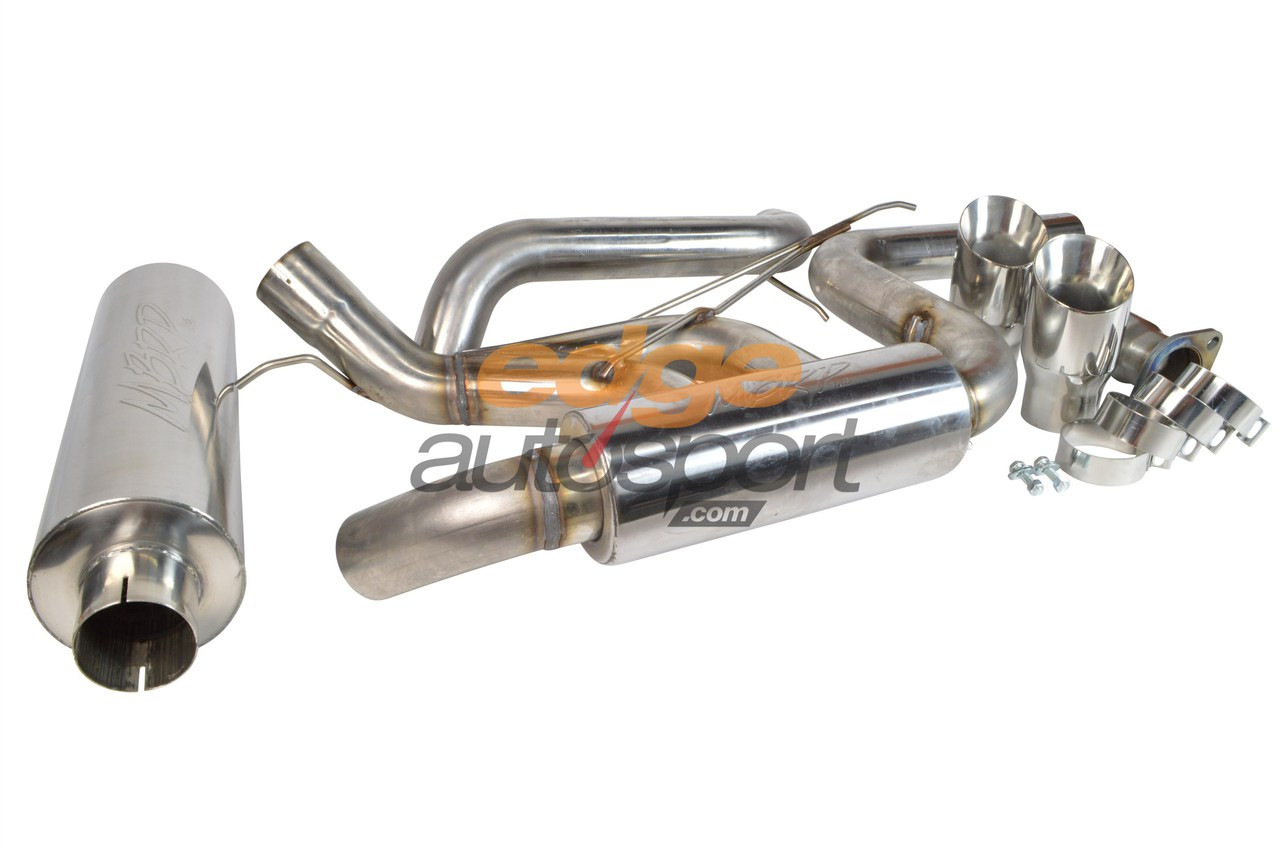 MBRP XP Series Cat Back Exhaust Ford Focus ST 2013-2017