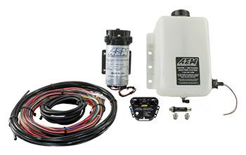 AEM V2 Water/Methanol Injection Kit Internal Map, Tank ... Aem Water Methanol Wiring Harness on