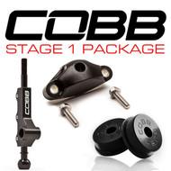 Cobb Tuning Stage 1 Drivetrain Package Wide Barrel, Tall Shifter Subaru WRX 2002-2007