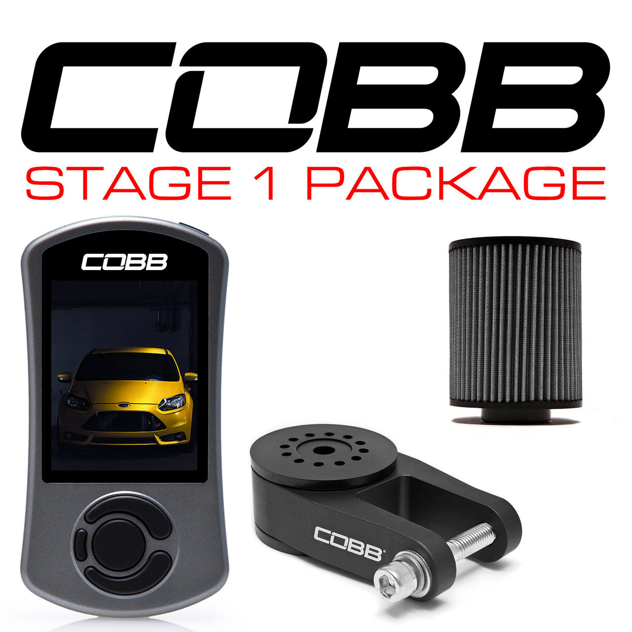 Cobb Tuning Stage 1 Power Package with AccessPort V3